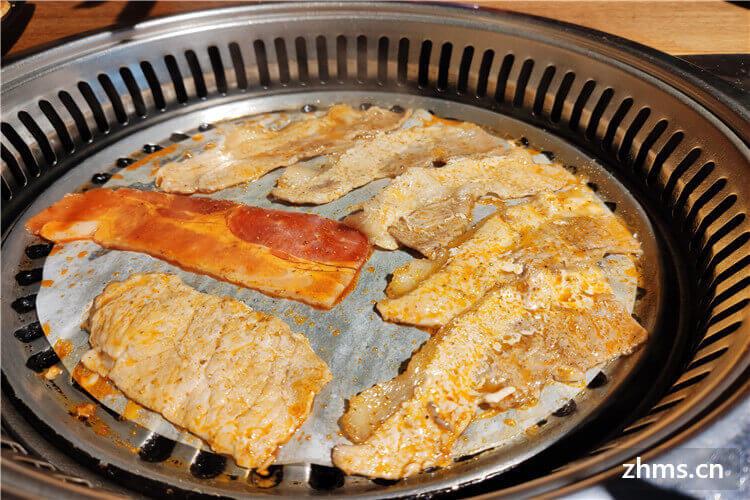 韩金阁自助烤肉火锅相似图