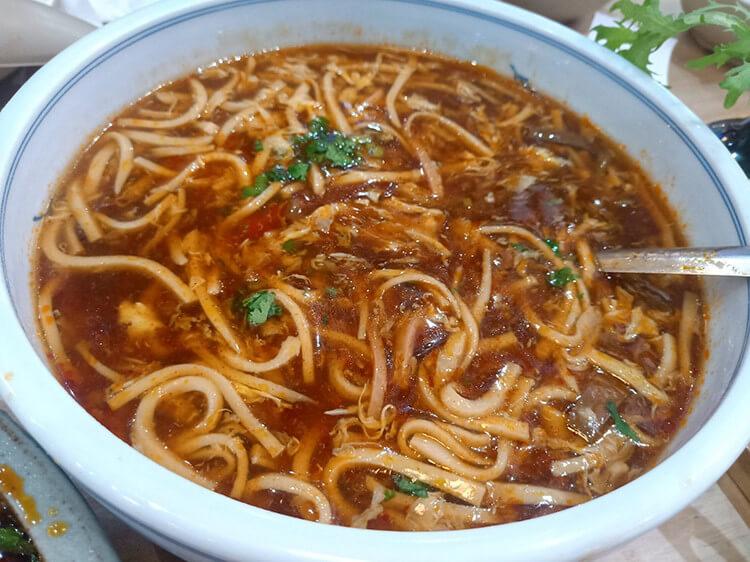特色菜特別多的中餐廳,就餐環境特別雅致