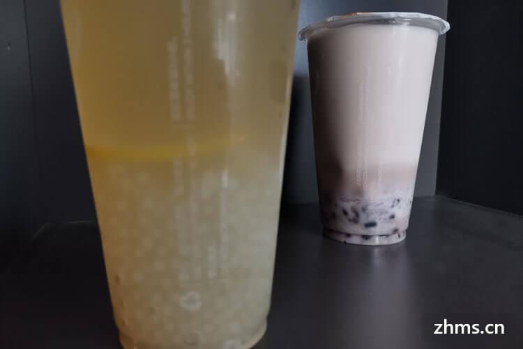 曲岸奶茶相似图片3