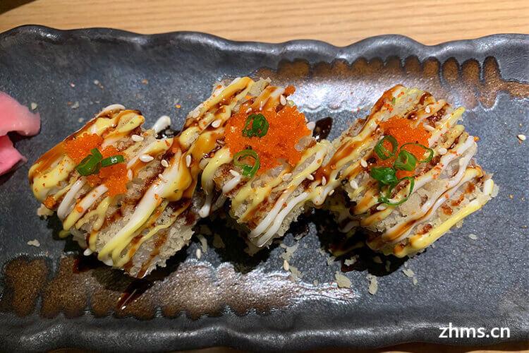 寿司的成本一般为多少