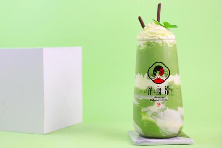 【加盟费立减3万】茶海棠加盟图5