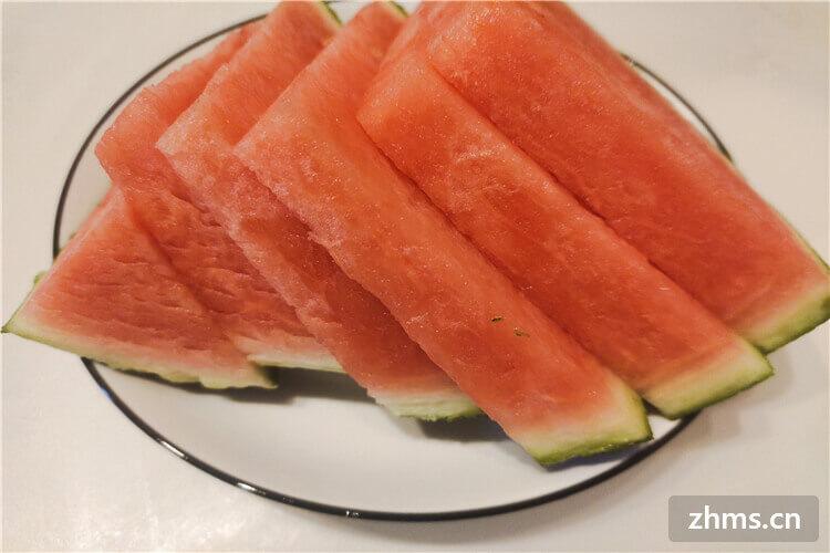 大暑会有吃西瓜的习俗,大暑为什么吃西瓜呢?