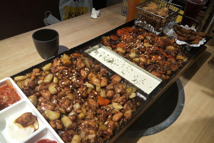想去吃一次烤肉自助餐,西安鑫海汇海鲜烤肉自助好吃吗?