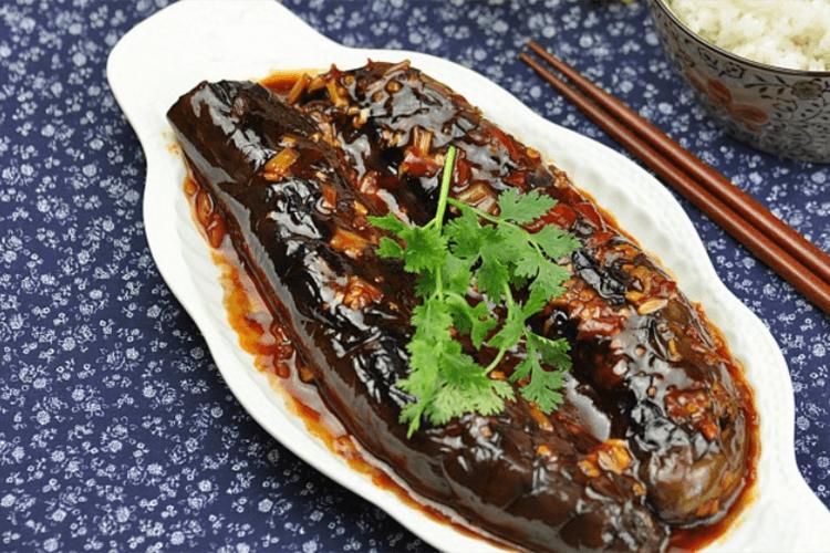 米饭杀手鱼香茄子的家常做法