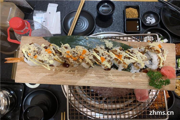 禾风外带寿司加盟优势