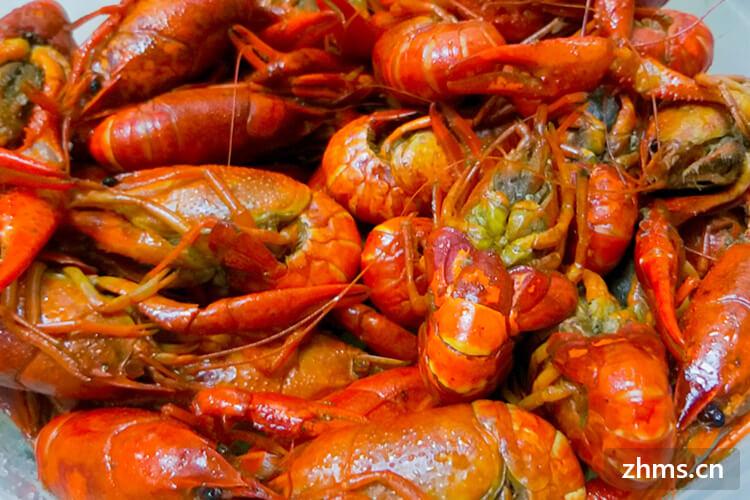 大尚龙虾加盟成本需要多少钱