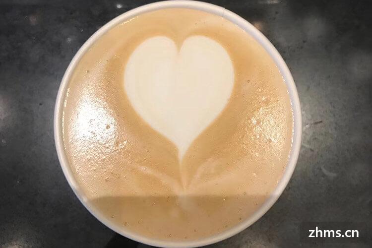 谁的咖啡加盟要多少钱
