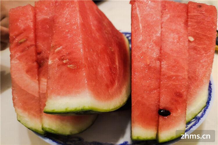 小西瓜比大西瓜甜吗