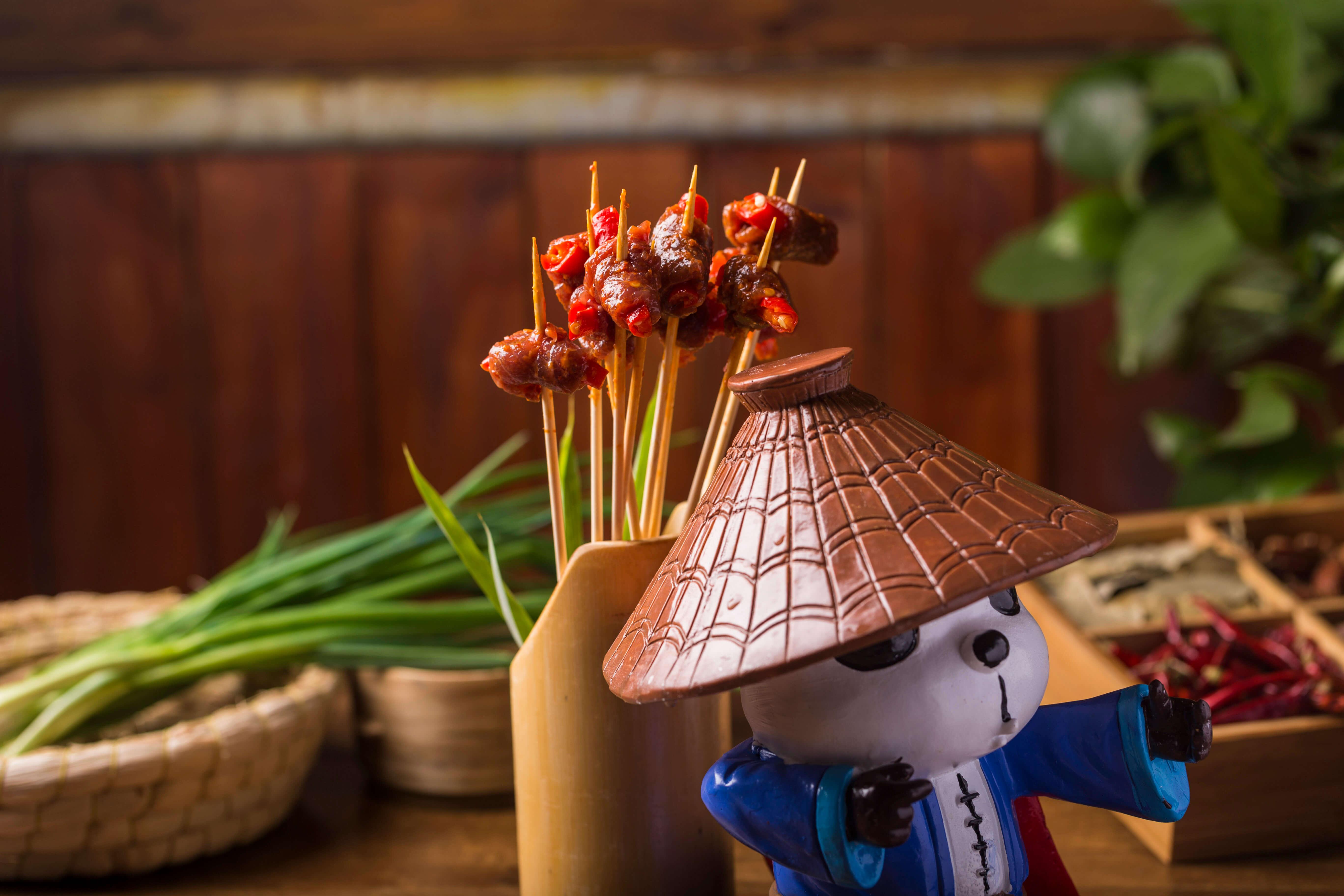 熊猫有空火锅串串图