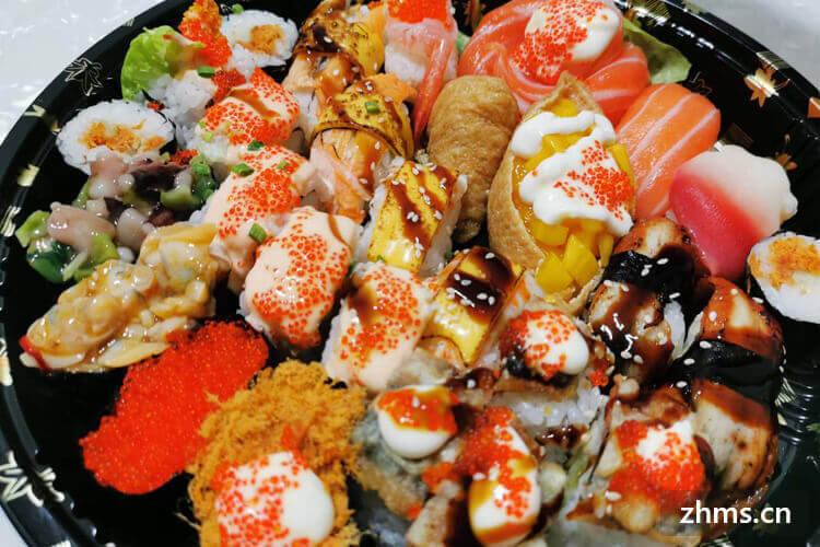 家常寿司的材料有哪些?