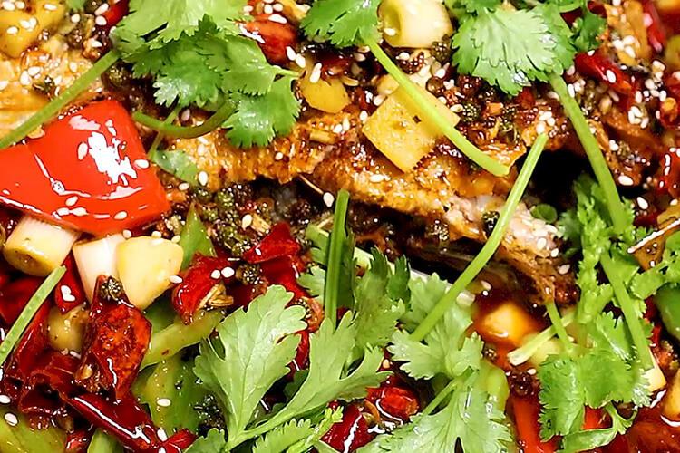在家做香辣烤魚,有了它就能和店里味道一模一樣!