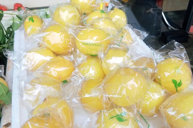 柠檬果可以用冰糖泡吗?想要自制柠檬水