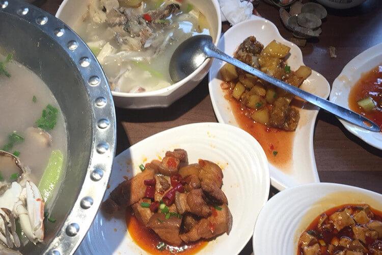 城厢最好吃的中餐,口味家常价格也很接地气