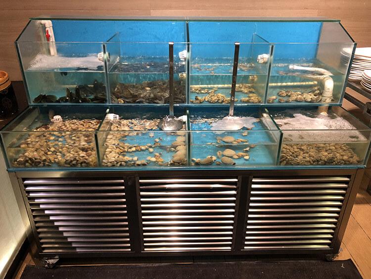 一家138元能吃到超多生活海鲜的自助餐厅,甜品都超好吃!