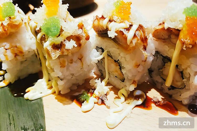 鲜目录熟料寿司加盟费是多少