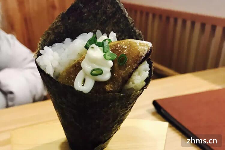 上井日式料理餐厅加盟多少钱