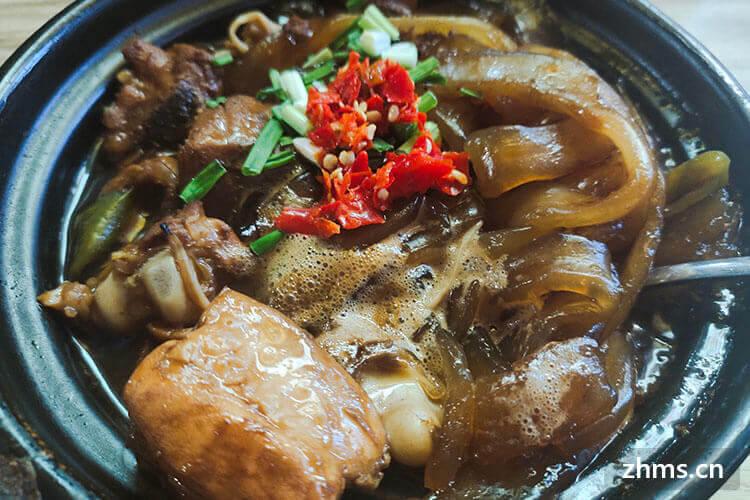 黄明宇黄焖鸡米饭加盟费用需要投入多少钱