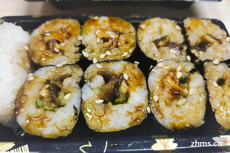 日式回转寿司加盟优势是什么?
