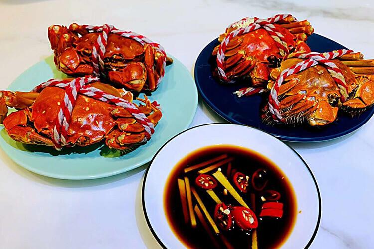 大闸蟹非常有营养,固城湖大闸蟹几月最肥?