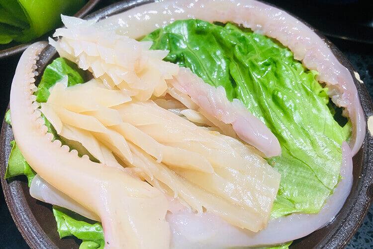 有没有人知道鱿鱼头怎么清理干净呀?有哪些方式呢?