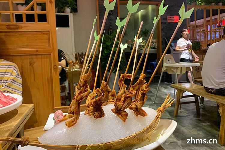 火锅店食材排行榜加盟成本多少