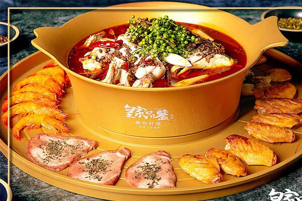 【涮烤一体】皇家品鉴冰煮火锅加盟优势有哪些?