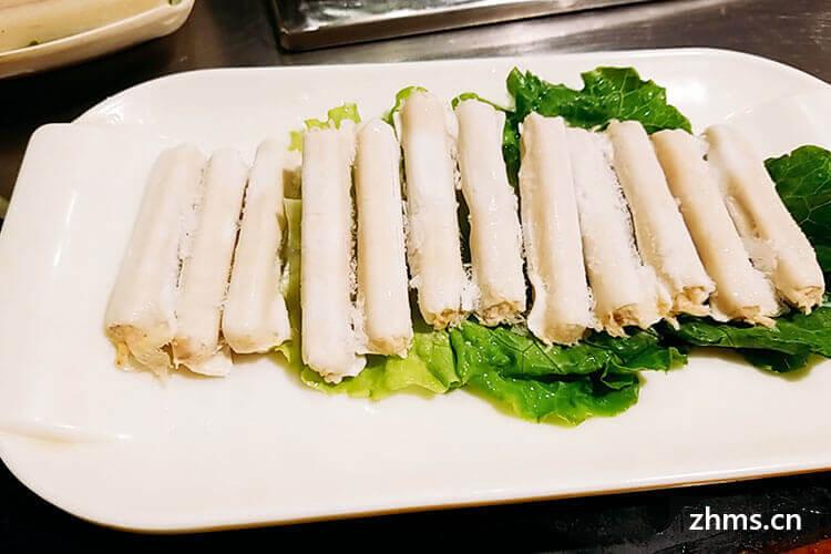 重庆七掌柜火锅食材店加盟费多少钱?