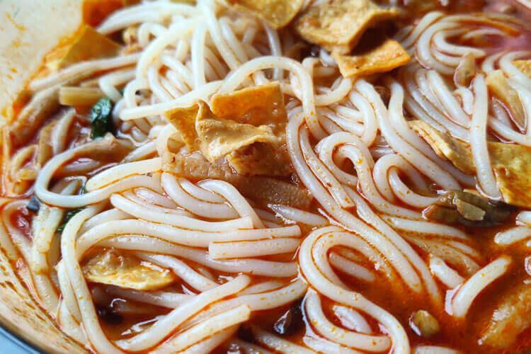 没吃过,广西柳厨螺蛳粉怎么样?