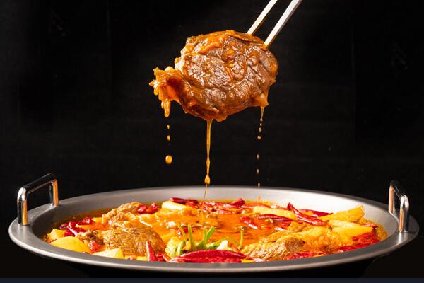 叁哩囤鲜牛肉火锅图2