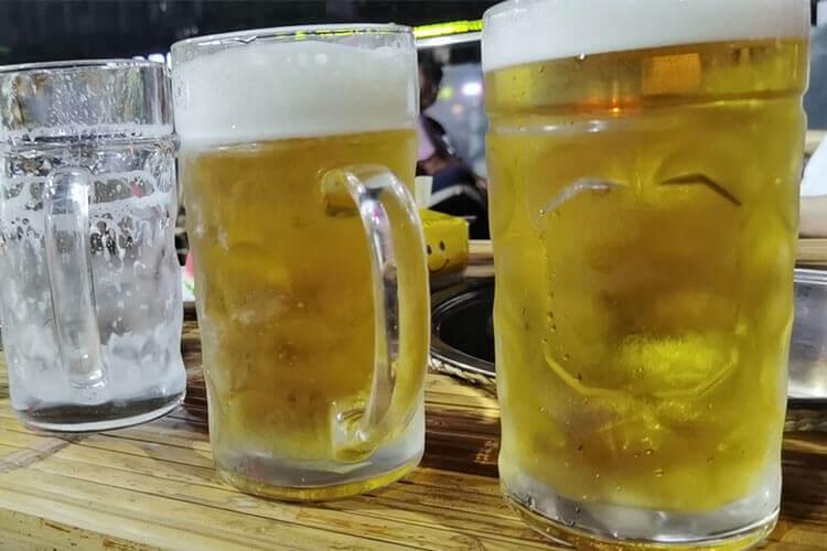 非常喜欢喝青岛啤酒,请问青岛9度啤酒酒精度怎么样?