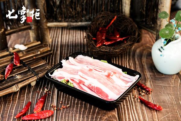 七掌柜火锅食材超市图11