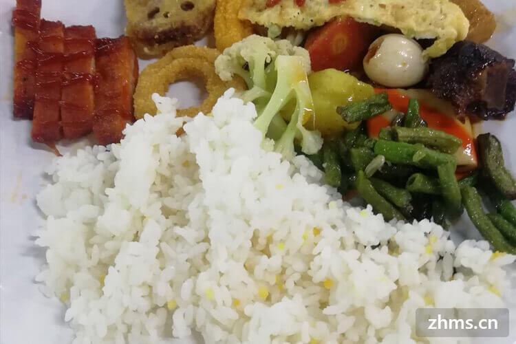 米知味小碗菜加盟费用多少