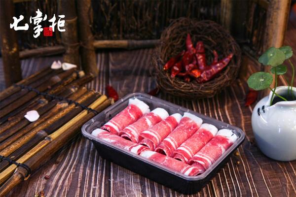 七掌柜火锅食材超市图5