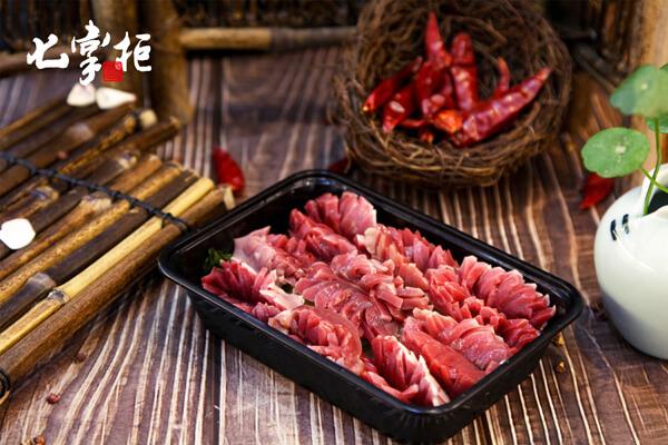 七掌柜火锅食材超市图6