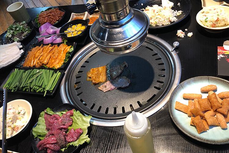 想吃烤肉了,长沙焱石烤肉分店味道怎么样?