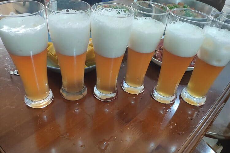 想买一些啤酒喝,请问德国凯撒啤酒口感怎么样呢?