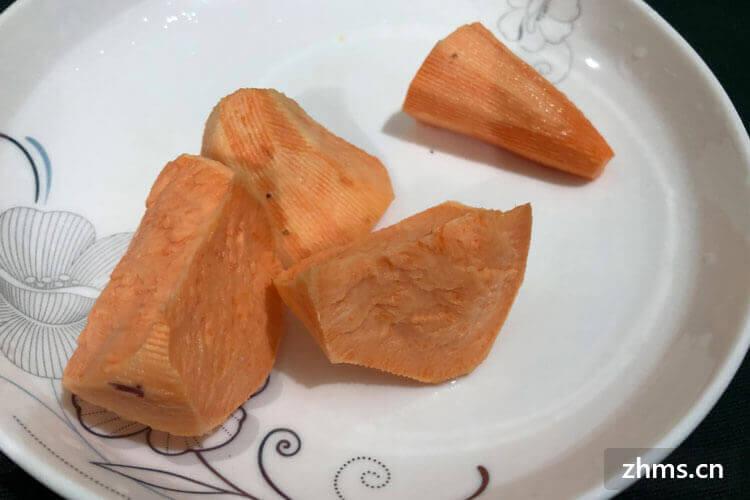 什么红薯适合烤着吃