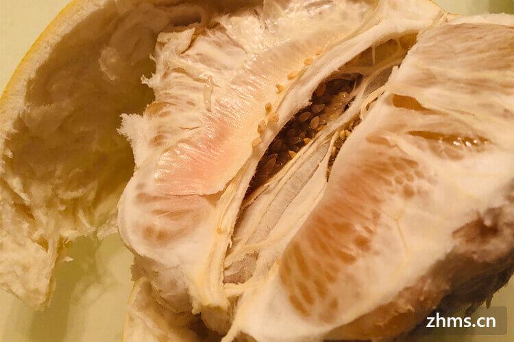 白色柚子怎么挑