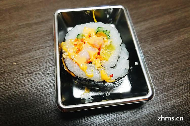 加盟正宗寿司电话是多少呢?可以打电话过去问吗?