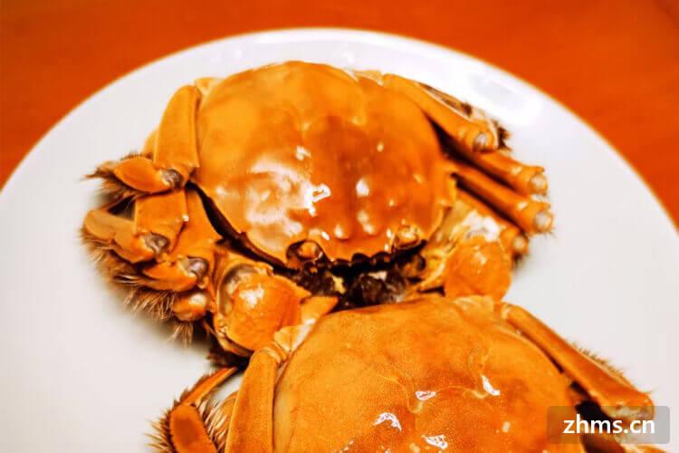 螃蟹蘸酱要蒜吗