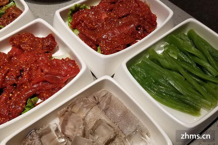 如何加盟肉大厨火锅食材烧烤超市