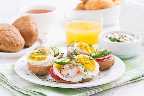早餐怎么吃?汇源果汁助力中国营养早餐