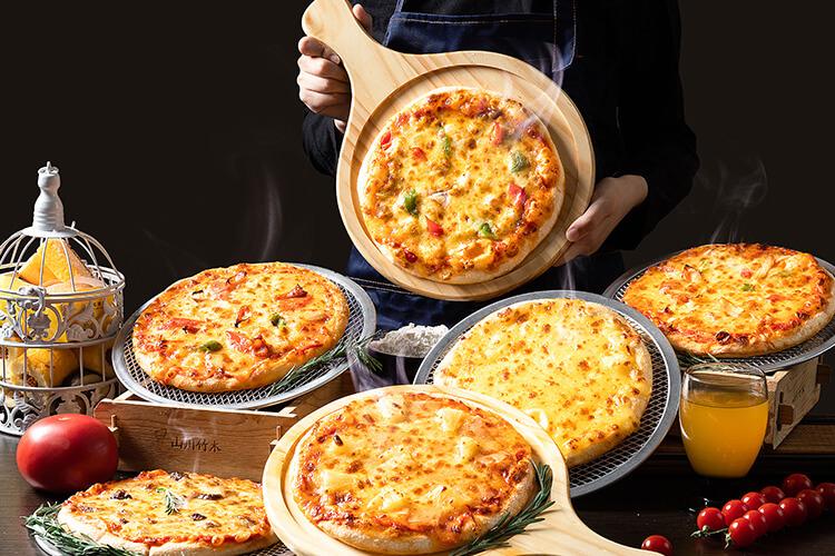 披萨公司经营范围多大
