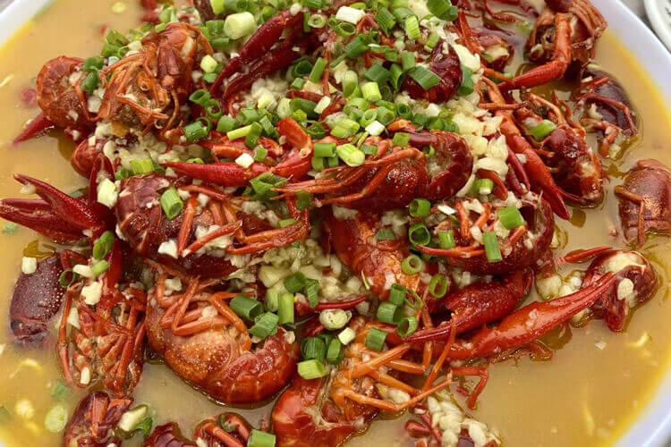 买了点澳洲龙虾,澳洲龙虾怎么洗简单又干净呢?