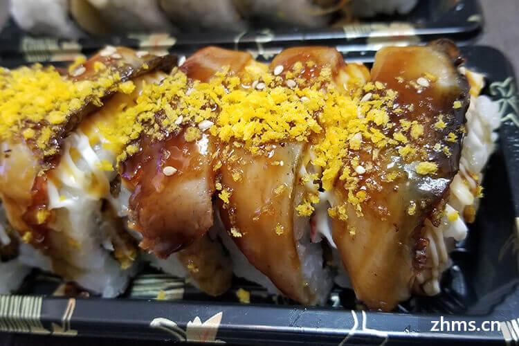 鲜目录寿司加盟费用多少钱