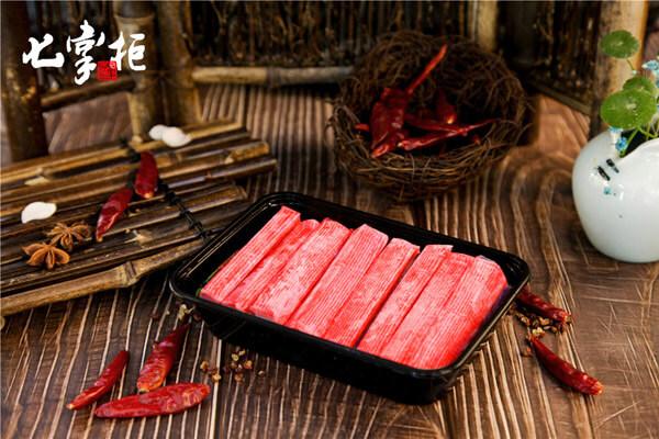 七掌柜火锅烧烤食材超市怎么吸引顾客呢?