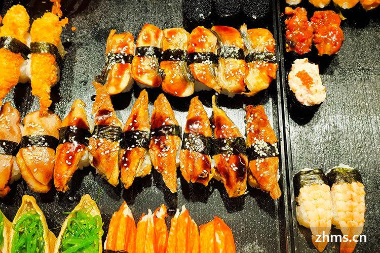 鲜目录熟料寿司赚钱吗
