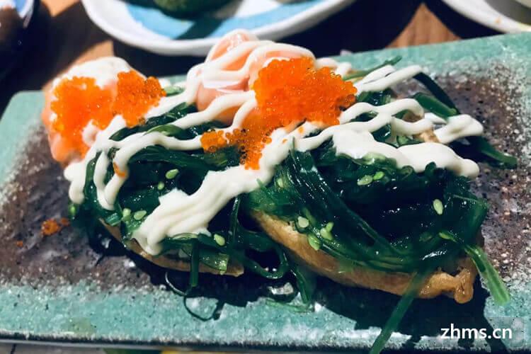 争鲜外带寿司加盟成本是多少