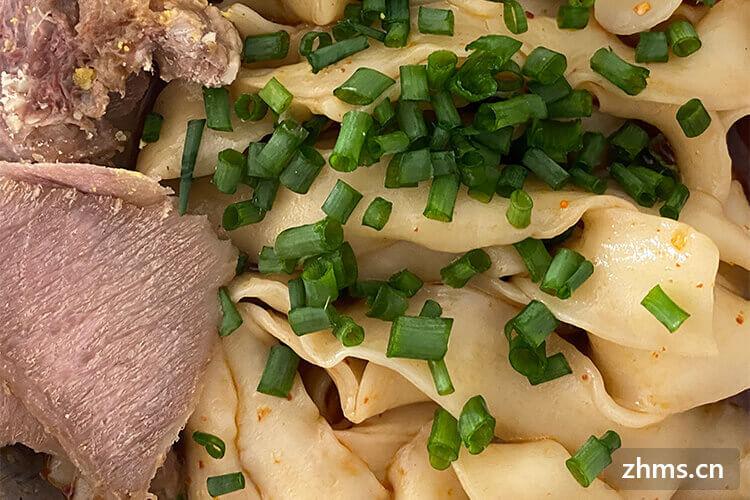 武汉面食加盟费用普遍在多少呢,武汉当地的面食来产品好推广吗?