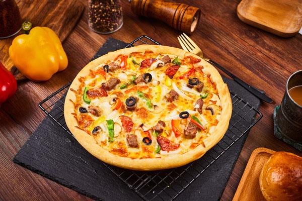 【9块9披萨】有家披萨图